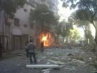 Rosario: explota un edificio y hay personas atrapadas