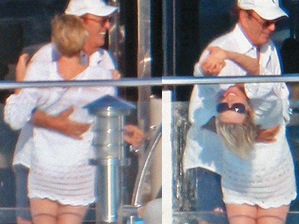 Fotos comprometedoras de la princesa Charlene con otro hombre